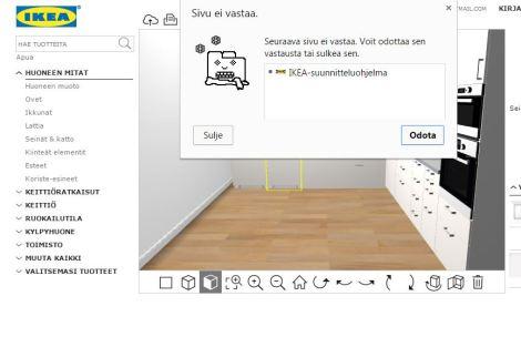 Ikea keittiösuunnittelu